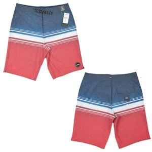 O'Neill Quick Dry 4-Way Stretch Swim Board Shorts